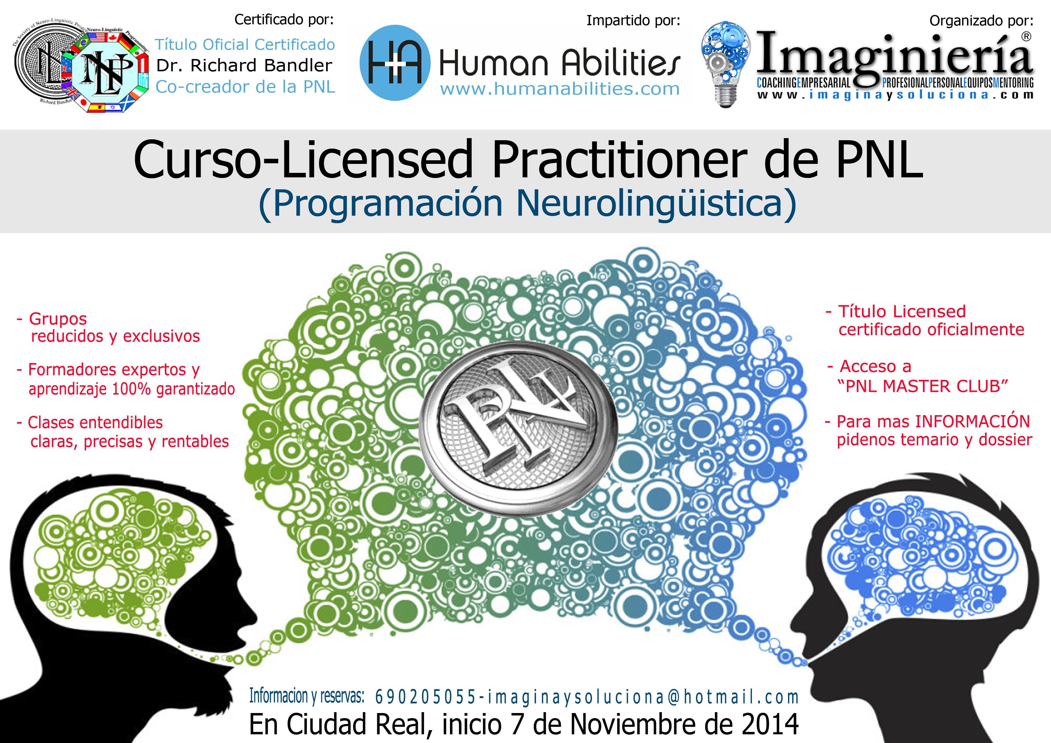 PNL-Ciudad Real